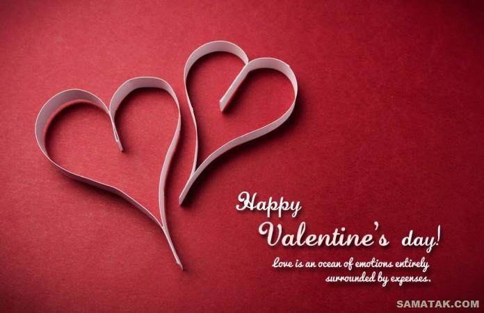 متن عاشقانه تبریک ولنتاین به عشقم | پیام تبریک ولنتاین برای عشقم