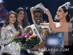 مراسم انتخاب دختر شایسته جهان + فیلم و عکس