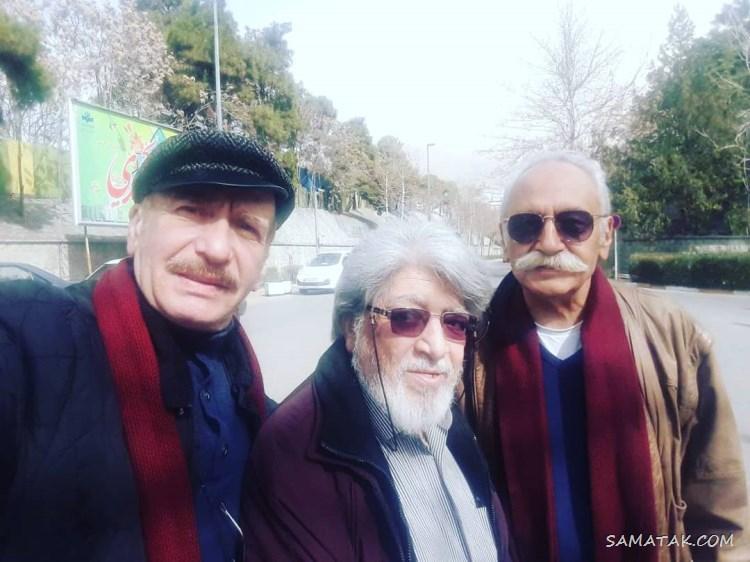 بیوگرافی بازیگران سریال وارش + نام نقش های بازیگران با عکس