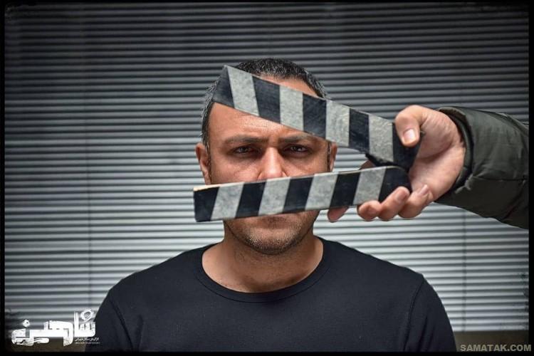 بیوگرافی علیرضا کمالی بازیگر نقش یارمحمد در سریال وارش