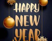 پیام تبریک سال نو میلادی به زبان انگلیسی با ترجمه