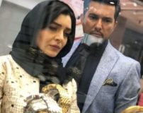 عکس های بازیگران سریال دل منوچهر هادی در پشت صحنه
