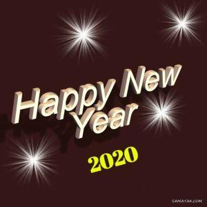 پیامک تبریک سال نو میلادی 2021   متن تبریک سال 2021 میلادی