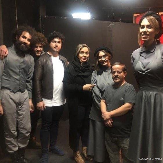 بیوگرافی آسو پاشاپور و همسرش + عکس های اینستاگرام