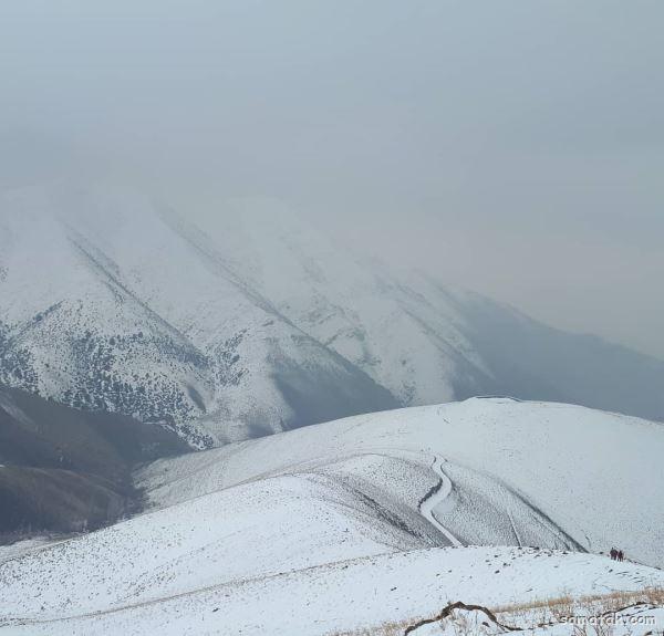 انشا ادبی با موضوع زمستان