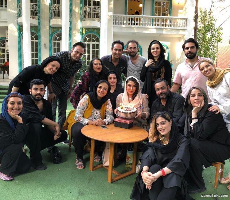 بیوگرافی نسیم ادبی و همسرش + جزئیات زندگی و عکس اینستاگرام