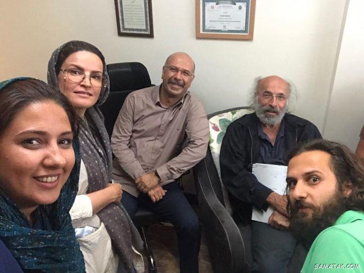 بیوگرافی محمد بحرانی و همسرش + جزئیات زندگی شخصی و اینستاگرام