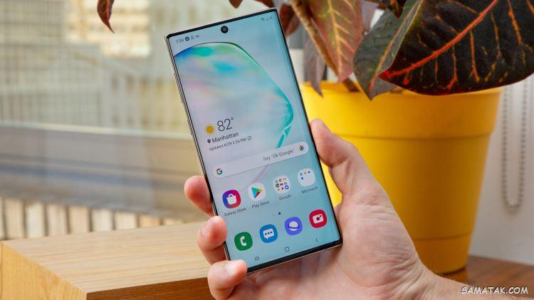 جدیدترین گوشی سامسونگ 2020