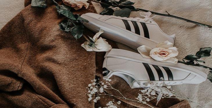 ست کفش و لباس زیبا