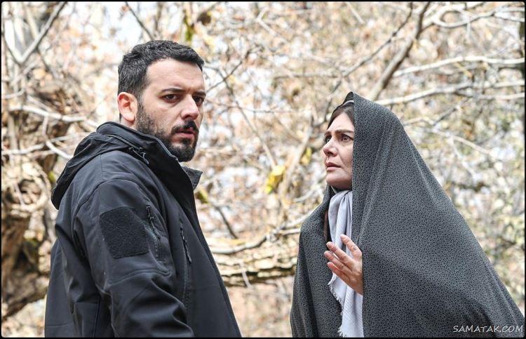 بیوگرافی پدرام شریفی بازیگر نقش بابک فکور در سریال سرباز