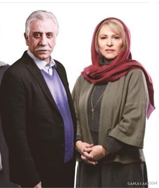 بیوگرافی رویا تیموریان بازیگر نقش مادر یحیی در سریال سرباز