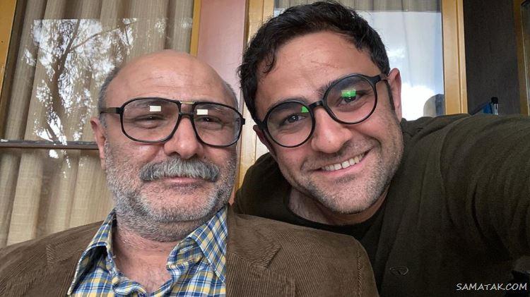 بیوگرافی علی عامل هاشمی بازیگر نقش شهاب در سریال سرباز