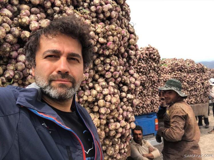 بیوگرافی آرش مجیدی بازیگر نقش یحیی در سریال سرباز
