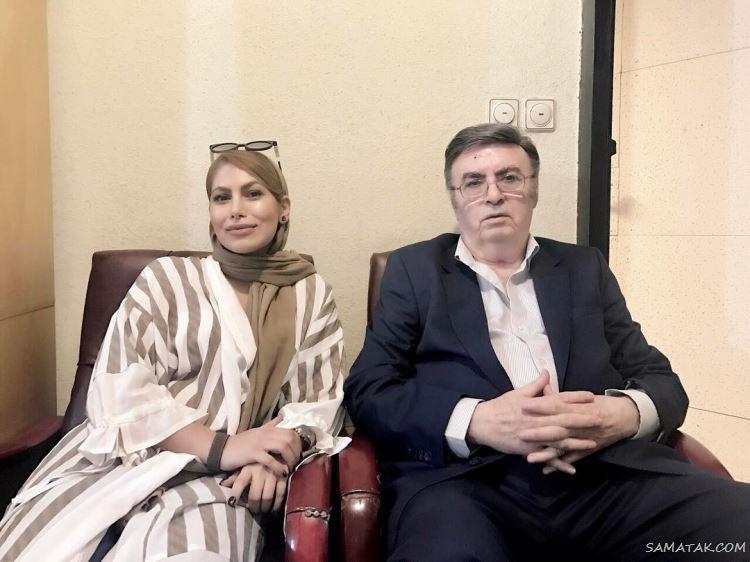 ناصر طهماسب در سریال سرباز