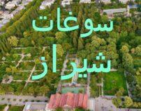 سوغات خوراکی شیراز چیست + عرقیات معروف شیراز