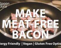 طرز تهیه بیکن گوشت گوساله + طرز پخت بیکن در فر