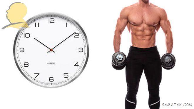 بهترین زمان ورزش در ماه رمضان برای لاغری   چه زمانی در ماه رمضان مناسب ورزش است