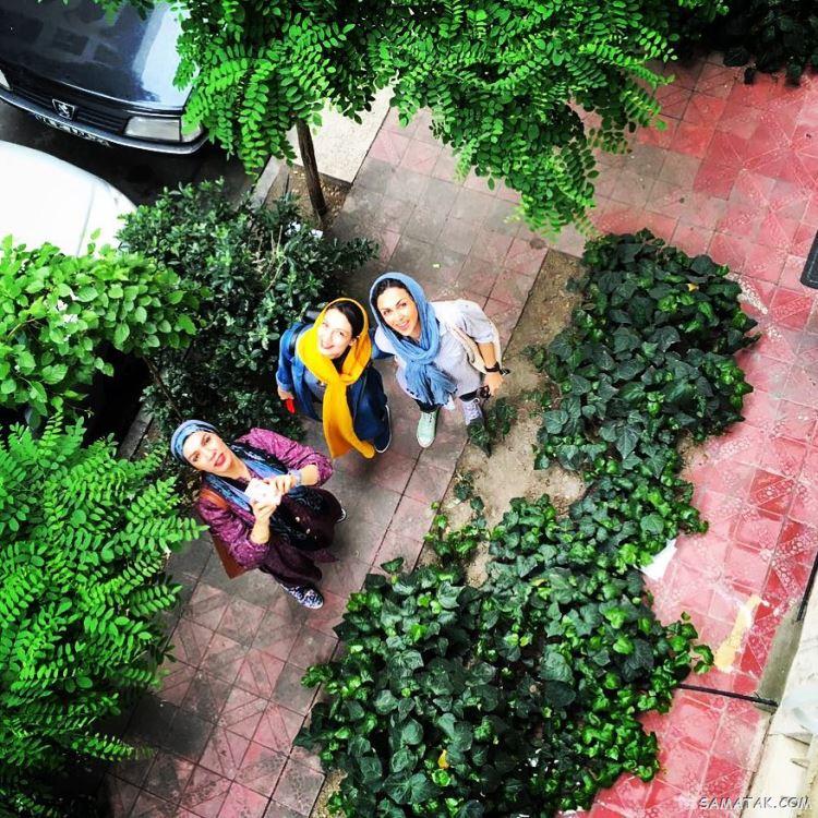 بیوگرافی حدیث میرامینی و همسرش + عکسهای اینستاگرام