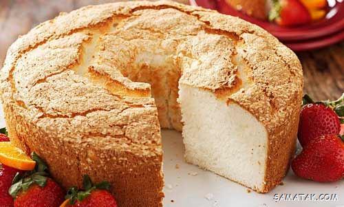 علت ترک خوردن کیک خانگی چیست + روش جلوگیری از ترک خوردن کیک
