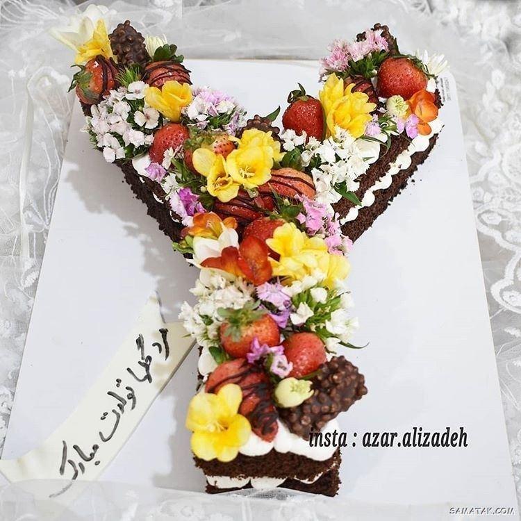 عکس نوشته حرف y انگلیسی برای پروفایل