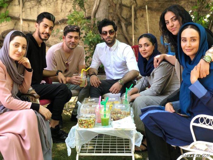 عکس و اسامی بازیگران سریال دخترم نرگس + داستان و زمان پخش