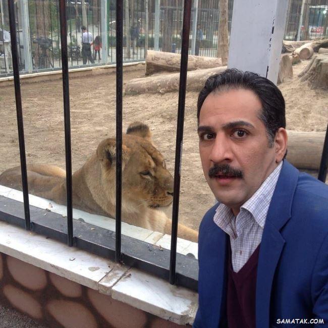 محمد نادری | عکس همسر و بیوگرافی محمد نادری