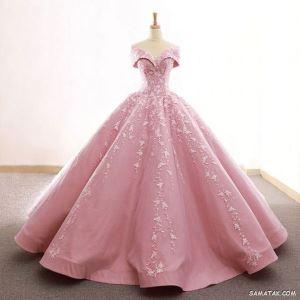 مدل لباس نامزدی ۲۰۲۱ (پوشیده – کوتاه – بلند – پرنسسی)