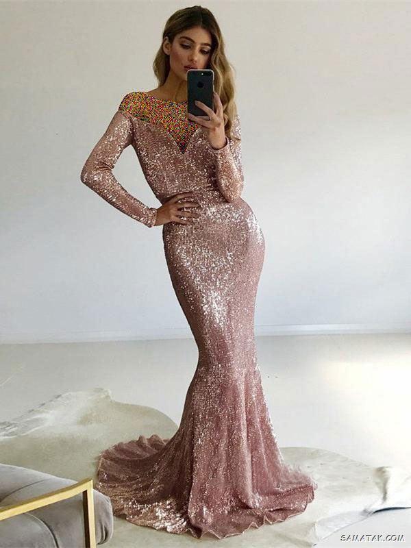 مدل لباس نامزدی ۲۰۲۱ (پوشیده - کوتاه - بلند - پرنسسی)