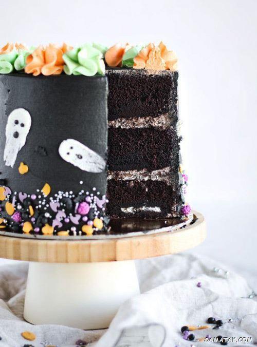 تزیین کیک شکلاتی؛ انواع مدلهای تزیین کیک شکلاتی ساده و شیک خانگی