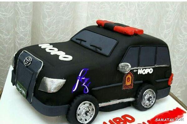 کیک نیروی انتظامی | کیک تولد نیروی انتظامی | کیک روز نیروی انتظامی
