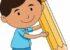 نقاشی روز دانش آموز 13 آبان | نقاشی کودکانه درباره روز دانش آموز