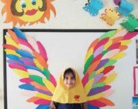 نقاشی در مورد روز جهانی کودک | نقاشی روز جهانی کودک برای رنگ آمیزی
