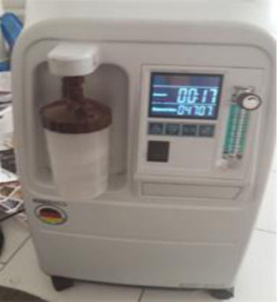 راه حل مشکلات تنفسی با دستگاه اکسیژن ساز