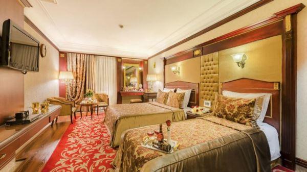 بهترین هتل برای اقامت لوکس در مشهد