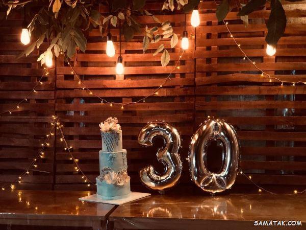 متن زیبا برای تولد ۳۰ سالگی   پیام تبریک تولد سی سالگی