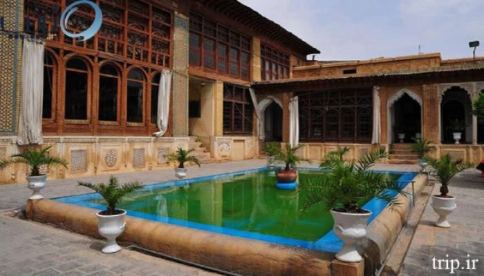 خانه فروغ الملک شیراز، بازدید از شگفتی معماری اصیل ایرانی